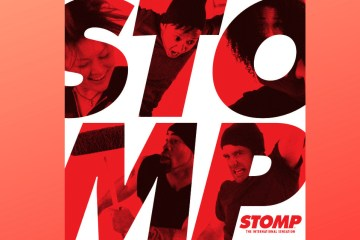 STOMP at The National Theatre Giveaway! - Theresa's Reviews