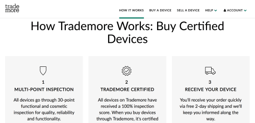 Convenient Phone Trade-in Program with Trademore - Theresa's Reviews