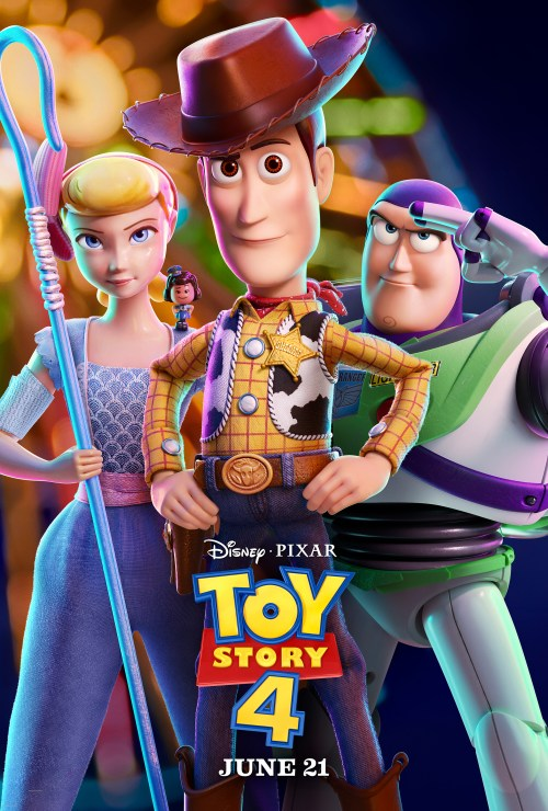 Toy Story 4 Movie Screening Pass Giveaway - Theresa's Reviews