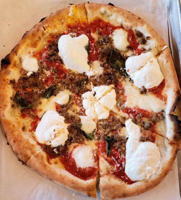 Road Trip Food: Maryland to Nashville - Desano Pizza in Bellevue, Tennessee - Theresa's Reviews