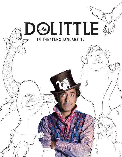 Dolittle (2020) Movie: A Fresh Take on a Classic Novel