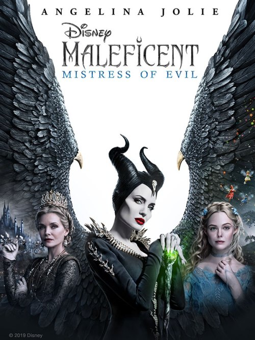 Maleficent Mistress of Evil Soars to 4K (& Free Printable Activities) - Theresa's Reviews