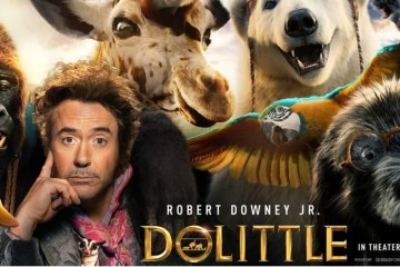Dolittle Movie Screening Giveaway!