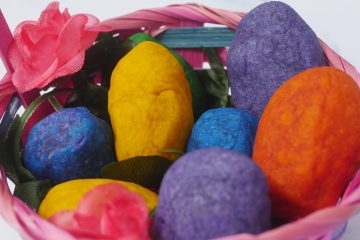 Egg-Free Easter Egg Decorating