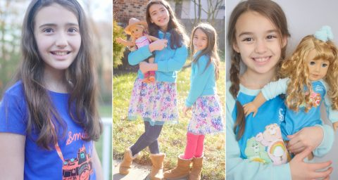 American Girl Outfits for Tweens & Children - Enjoying Family Life