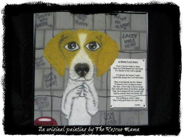 A Shelter Dog's Prayer