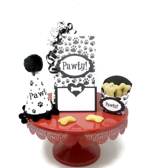 Dog Birthday Party Favor Kits