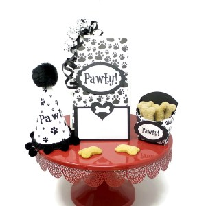 Dog Birthday Party Favor Kits