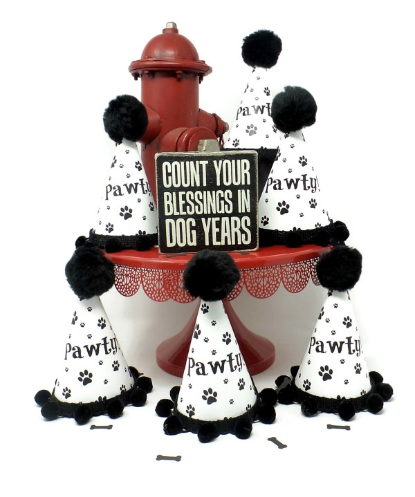 Dog Party Hats, Misfit Manor Shop
