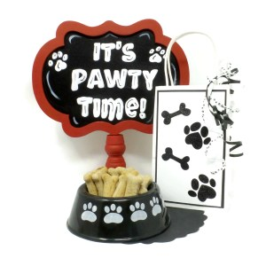 Dog Birthday Party Goody Bags