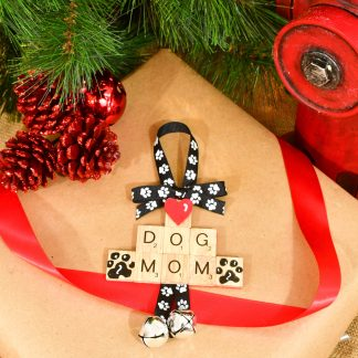 Dog Lover Christmas Ornaments