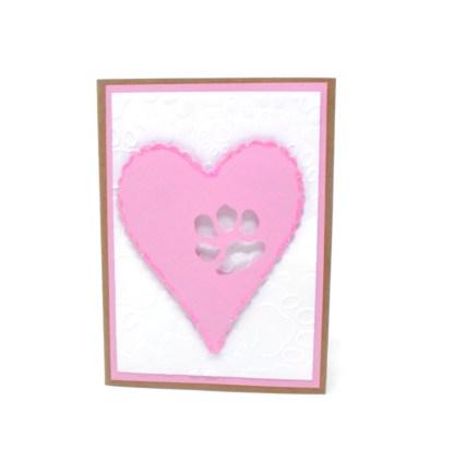 Dog or Cat Sympathy Card