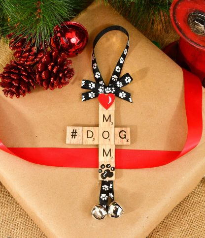 Dog Mom Ornament
