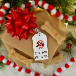 dog gift tags for christmas
