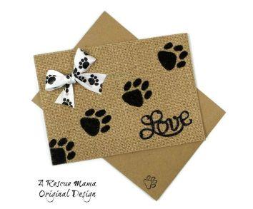 Dog Sympathy Card, Cat Sympathy Card, Cat Condolence Card, Dog Condolence Card, Loss of Dog, Loss of Cat