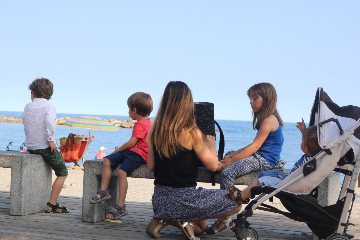 vacances en famille italie san bartolomeo blog thereseandthekids
