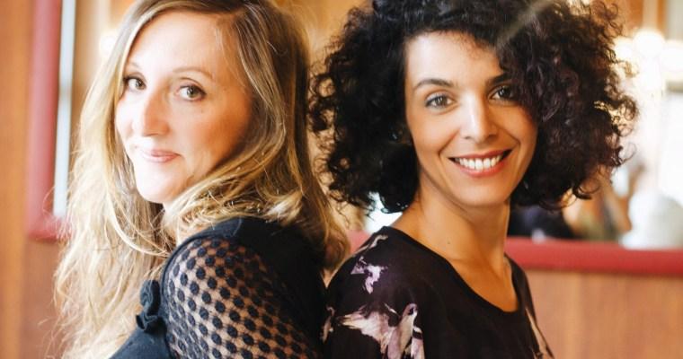 Delphine, Sonia et Bibou'tic