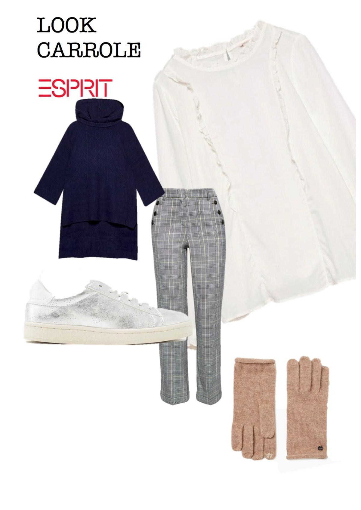 Look Carrolé esprit blog thereseandthekids mode tenue