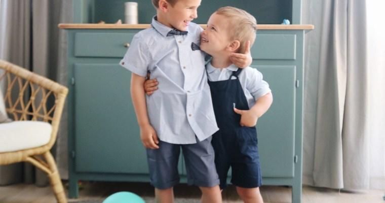 Ma sélection d'habits de cérémonie pour enfants