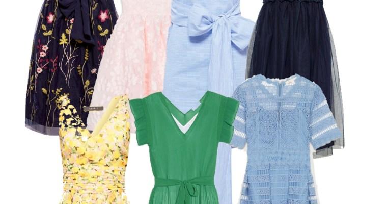 Ma sélection de robes pour une occasion spéciale