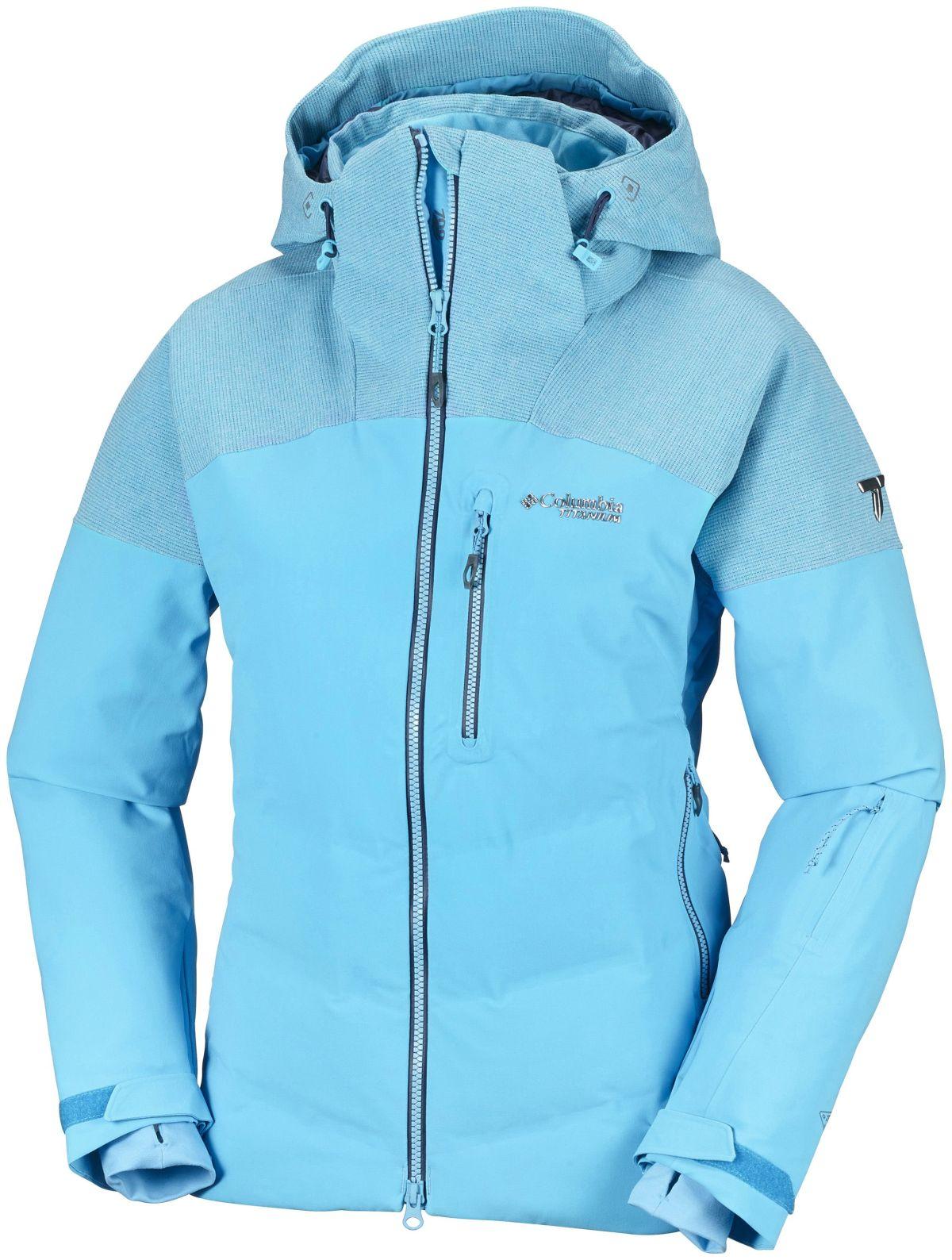 Columbia Sportswear Titanium Powder Keg II Down Jacket