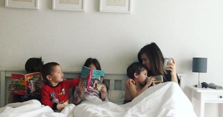 Partir à Lucerne avec 4 enfants