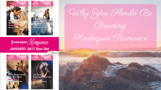 Why You Should Be Reading Harlequin Romance