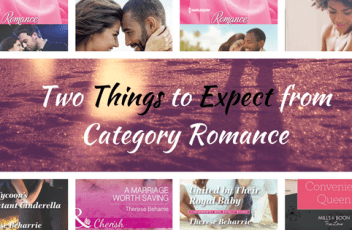 7_Two Things to Expect from Category Romance