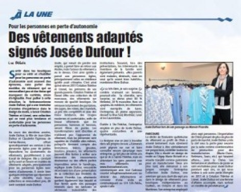 Article journal le courant