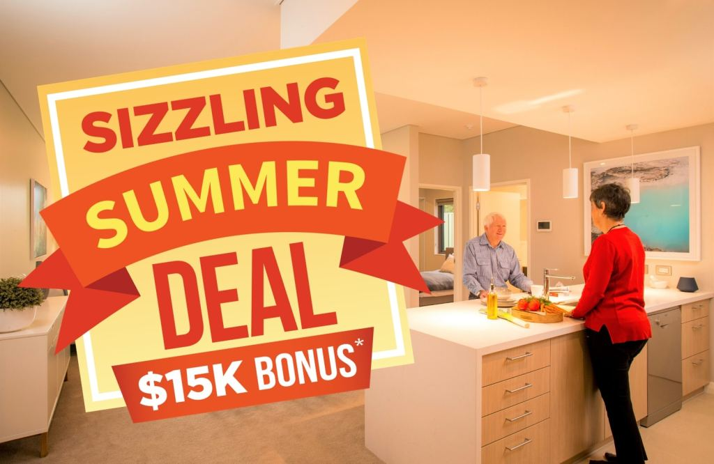 Sizzling Summer Deal Promotion