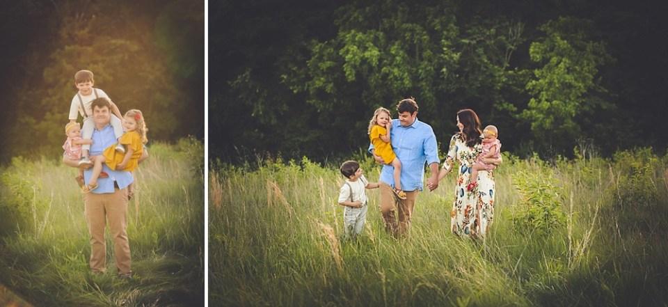 Springfield Illinois family photographer