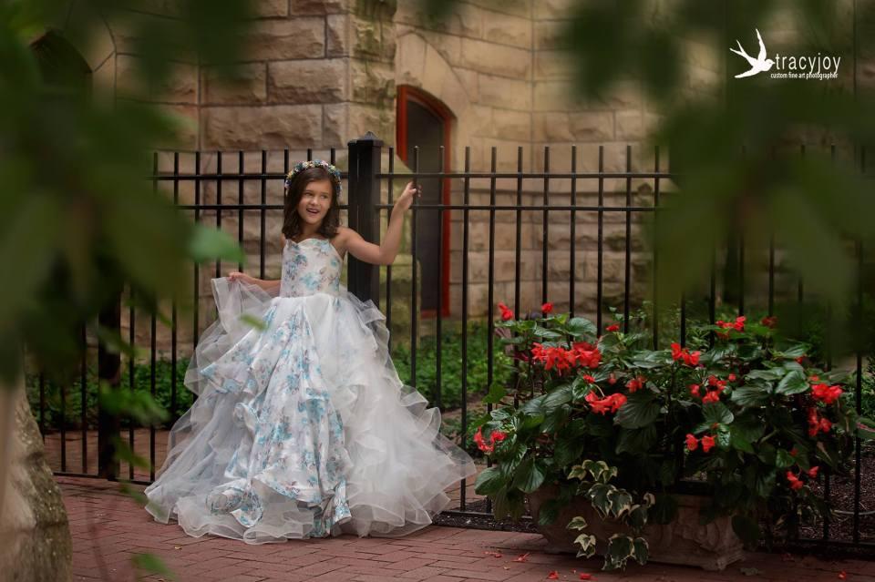 princess fairytale dress
