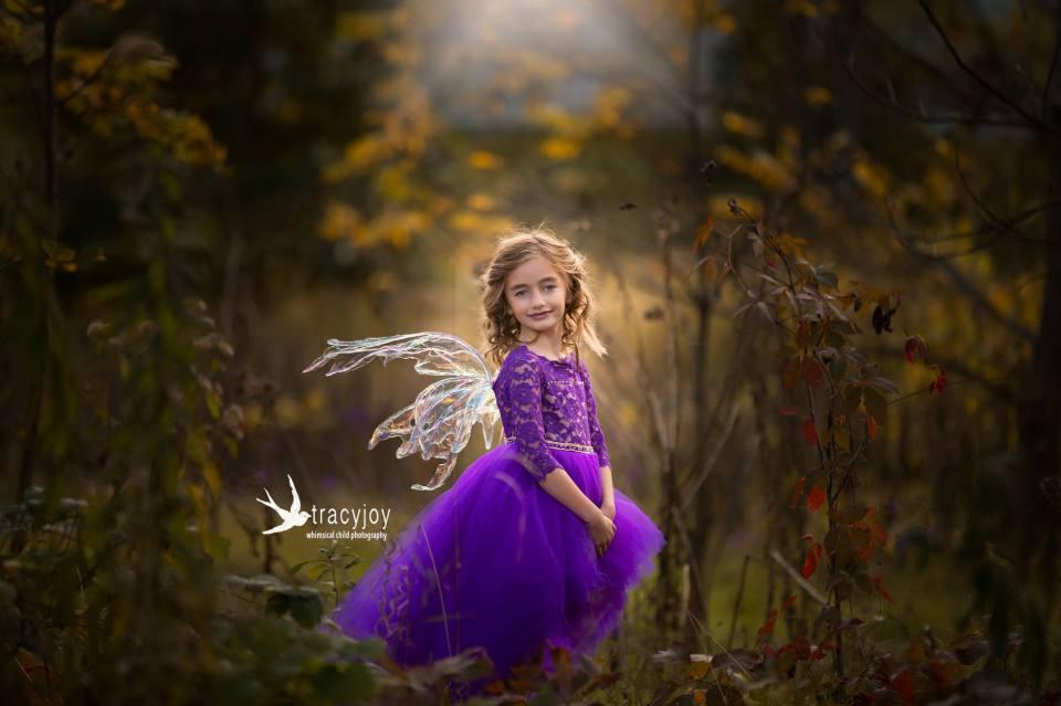 Tracy Joy fairytale photographer