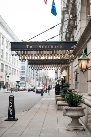 historic Seelbach Great Gatsby hotel