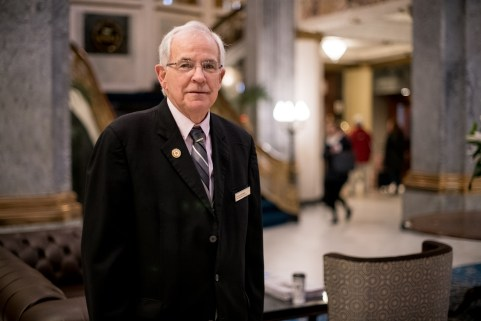 Larry your Seelbach concierge and historian
