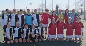 Arsenal Girls Team
