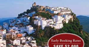 Casares welcomes cruise visitors