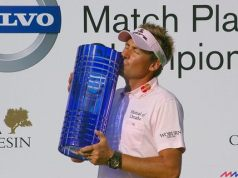Ian Poulter - World Matchplay winner 2011
