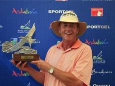 Senior Masters winner 2011