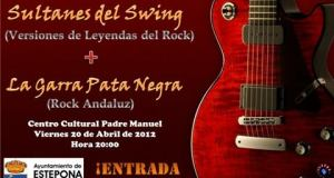 Sultanes del Swing and La Garra Pata Negra in concert