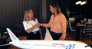 Air Europa signs accord with Estepona