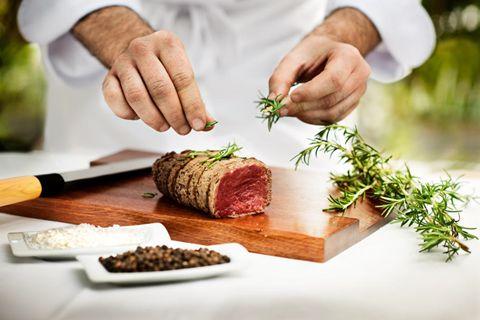 Award Winning Chef