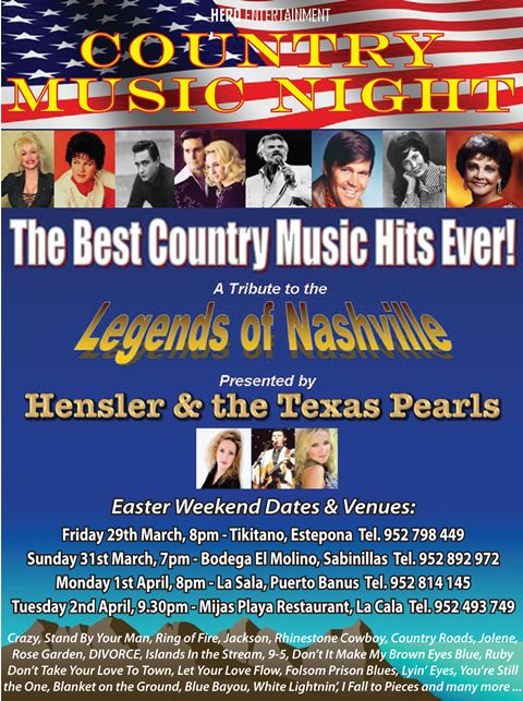 Hensler and the Texas Pearls