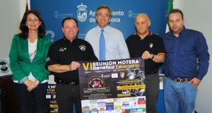 Estepona Motorcycle rally