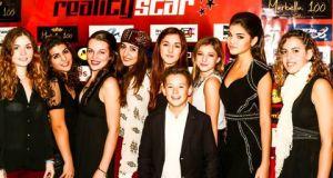 Reality Star semi finalists