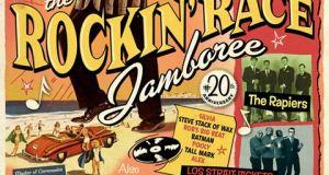 Rockin' Race Jamboree 2014 poster