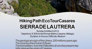 Sierra Utrera guided walk