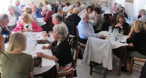 Age Concern Dinner