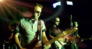 Stu Whitwell guitars, Nolan Frendo vocals, Justin Pou Bass