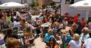 Sabinillas Street Party